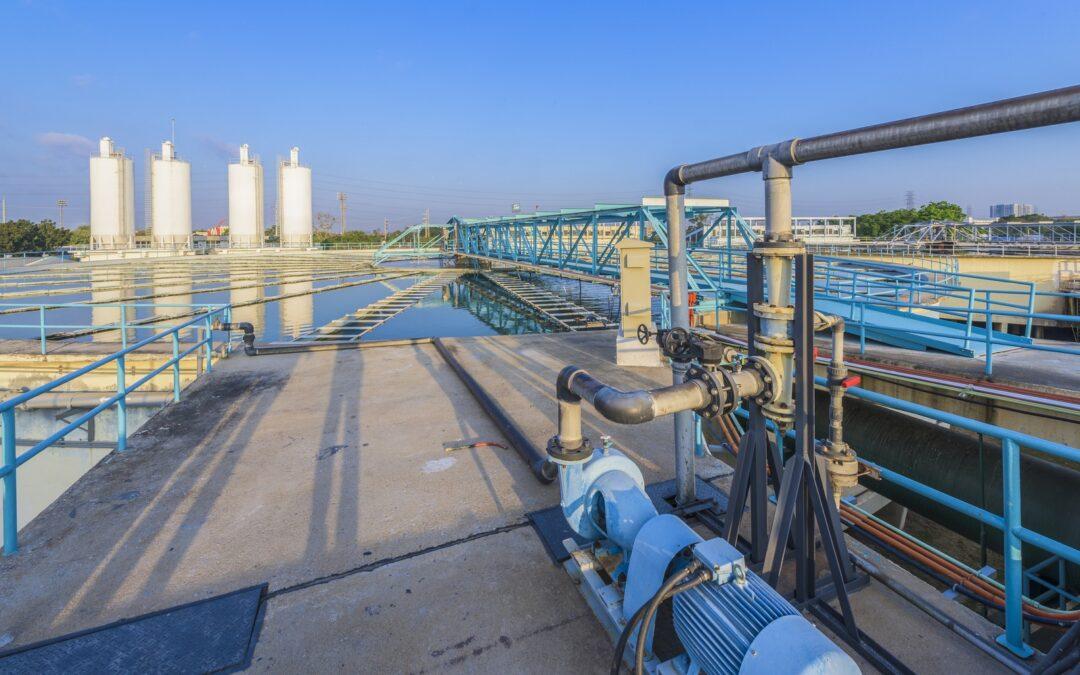 Na czym polega proces odmanganiania i odżelaziania wody?