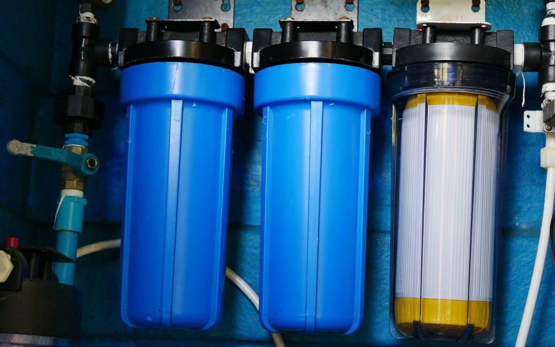 Jak działają filtry z odwróconą osmozą?